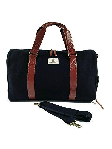chad-hayward-co-chad-sports-travel-duffle-bag-black-canvas-material-weekender-bag-24hr-bag-mens-bag-