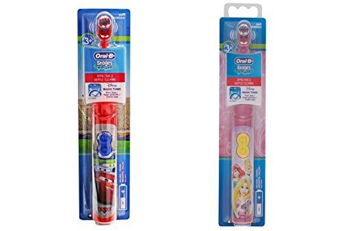 Oral-B Elektrische Kinderzahnbürste DB2010, Modelle sortiert