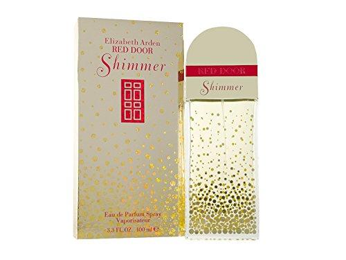 Elizabeth Arden Red Door Shimmer 100 ml Eau de Parfum Spray fr Sie, 1er Pack (1 x 100 ml) - Vetiver Peony Eau De Toilette
