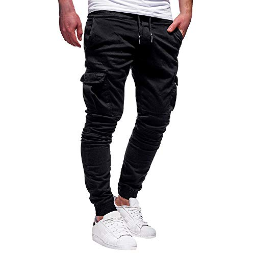 Azruma Herren Jogginghose Sweat Pants Trainingshose Freizeithose Joggers Streetwear | Jogginghose | Sport Fitness | Gym | Training | Slim Fit | Sweatpants | Jogging-Hose