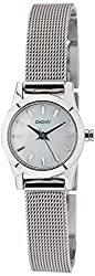 (CERTIFIED REFURBISHED) DKNY Chronograph White Dial Womens Watch - NY8642CR