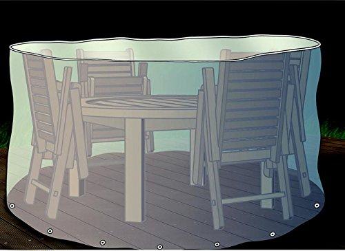 beo 980371 Schutzhüllen für Sitzgruppe rund 320 - Und Runde Garten Runde