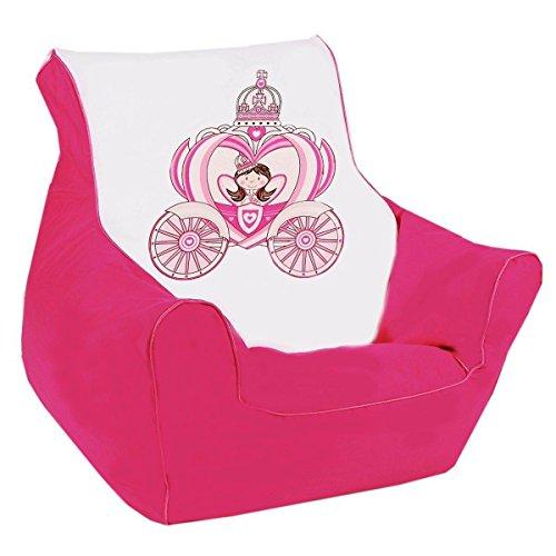 "knorr-baby 450204 Mini Sitzsack\""Princess\"""