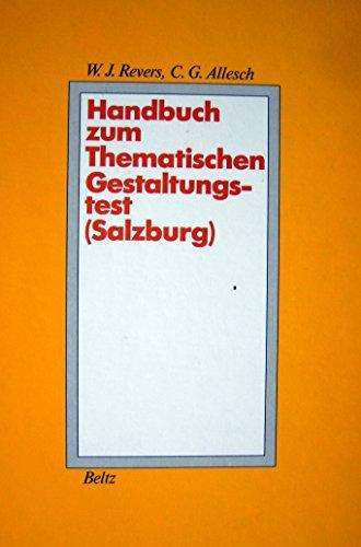 Handbuch zum Thematischen Gestaltungstest (Salzburg)