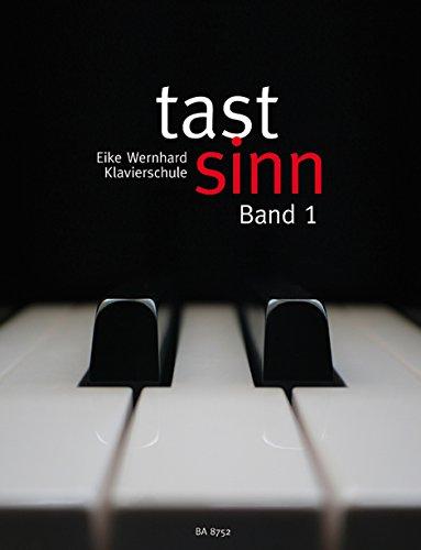 tastsinn, Band 1 -Klavierschule für jugendliche und erwachsene Anfänger-. Spielpartitur, CD