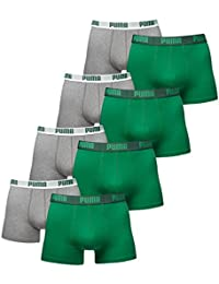 Puma Basic Lot de 8 boxers pour homme