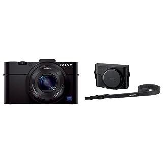 Sony DSC-RX100 II Cyber-shot Digitalkamera schwarz + Sony LCJ-RXF Kameratasche für DSC RX100, RX100 II und RX100 III (B018SXFK28) | Amazon price tracker / tracking, Amazon price history charts, Amazon price watches, Amazon price drop alerts
