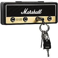 P Pluginz Marshall JCM800 standard Jack rack V2.0- mural Ampli guitare Porte-clés Comprend 4 guitares plug keychains et Kit de fixation murale