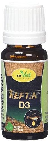 cdVet Naturprodukte REPTIN -D3- 10 ml