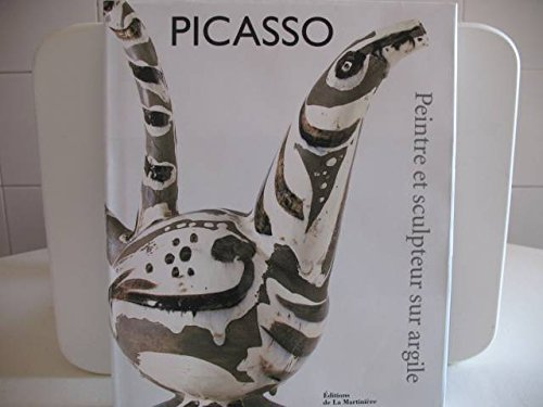 Picasso, peintre et sculpteur sur argile