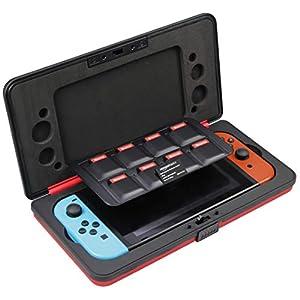 AmazonBasics – Hartschalenetui für Nintendo Switch