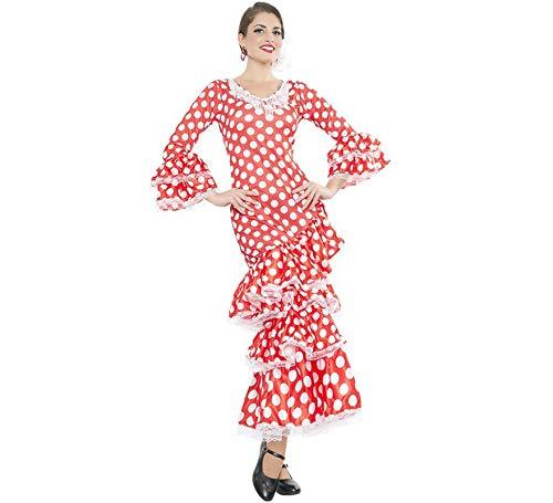 Zzcostumes SEVILLANA Kostüm Grösse XL Erwachsene - Sevillana Kostüm