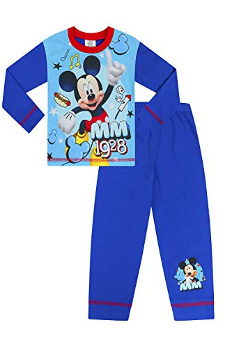 Cute Disney Mickey Mouse 1928 Boys Pyjamas 1 to 5 Years