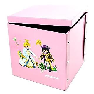 Playmobil - 064603 - Ameublement Et Décoration - Boîte De Jeu Et De Rangement Princesse
