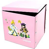 Preisvergleich für PLAYMOBIL 064603 - Spiel- und Aufbewahrungsbox Prinzessinnen