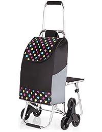 Chariot escalier Steiger Chariot à roulettes en 2couleurs 30L rose bonbon h5ZBiYjg3c
