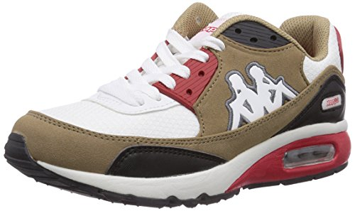 Kappa Harlem Footwear Unisex, Sneaker Basse Unisex...