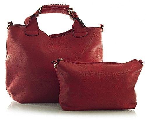 Big Handbag Shop - Sacchetto donna Rosso