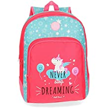 ROLL ROAD Unicorn Mochila Escolar, 44 cm