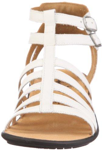 Ganter Fairy Weite F 1-203141-0200, Sandales mode femme Blanc-TR-A4-109