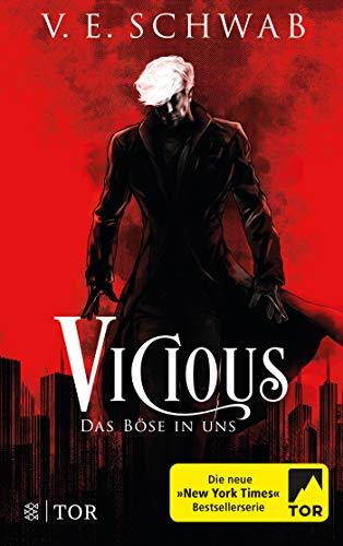 Buchseite und Rezensionen zu 'Vicious - Das Böse in uns: Roman (Vicious & Vengeful)' von V. E. Schwab