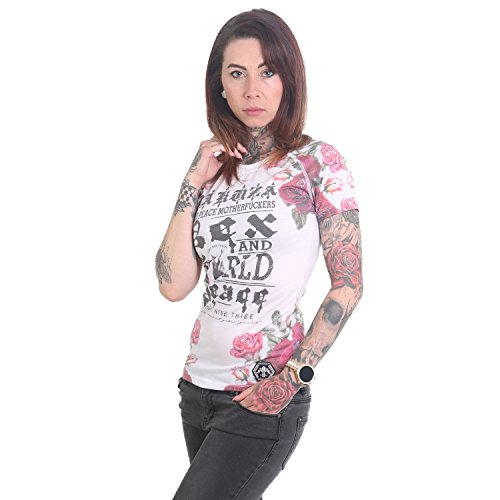 Yakuza Original Damen Inner Peace T-Shirt