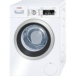 Bosch WAW28540 Serie 8 Waschmaschine Frontlader / A+++ / 137 kWh/Jahr / 1400 UpM / 8 kg / 9900 L/Jahr / Weiß / Selbstreinigungsschublade