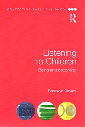 [(Listening to Children : Being and becoming)] [By (author) Bronwyn Davies] published on (October, 2014)