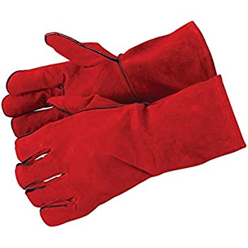 Silverline 282389 Gants de soudeur 330 mm