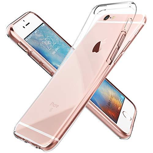 Coque iPhone 6s / 6, Spigen[Liquid Crystal] TPU Silicone Transparent Ultra-Fine, Coque Etui Housse iphone 6 / 6s Liquid Crystal (SGP11596)