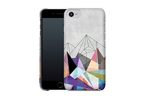 Handyhülle mit Abstract-Design: iPhone 7 Hülle / aus recyceltem PET / robuste Schutzhülle / Stylisches & umweltfreundliches iPhone 7 Case - Apple iPhone 7 Schutzhülle: Colorflash 3 von Mareike Böhmer Colorflash 3 von Mareike Böhmer