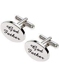 TRIXES Nouveauté Boutons de Manchette God Father