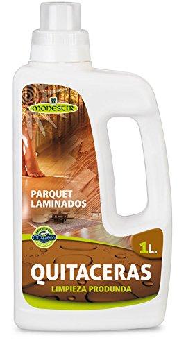 QUITACERAS SUELOS PARQUET - LAMINADOS 1L MONESTIR