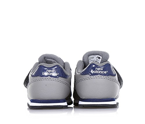 New Balance Kids Lifestyle 373 mixte enfant, cuir lisse, sneaker low Dark Grey/Navy