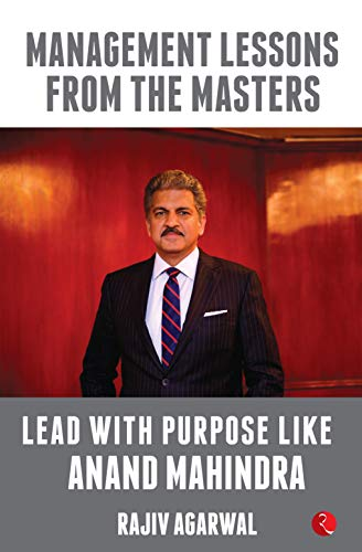 Lead with Purpose like Anand Mahindra