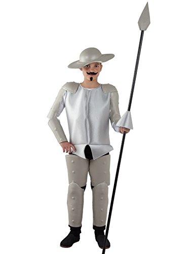 Imagen de disfraz don quijote infantil  único, 7 a 9 años