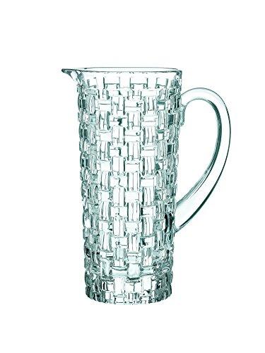 Spiegelau & Nachtmann Krug, Kristallglas, 1 L, Bossa Nova, 0092074-0 (1 Liter Krug)