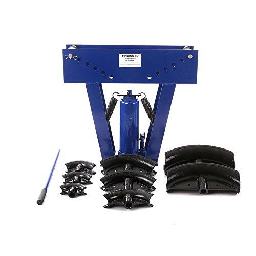 """Cintreuse de tuyaux cintreuse hydraulique 1/2"""" à 6"""" machine à cintrer les tuyaux 16000 kg"""