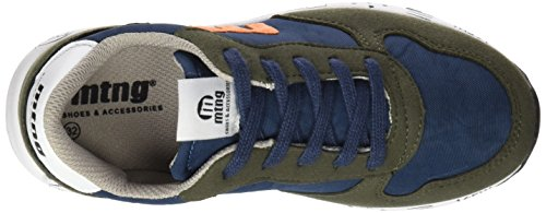 MTNG Attitude (MTNG8) Unisex-Kinder 69918 Sneakers RASPE KAKY / NYLON MARINO