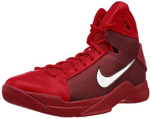 "Nike, Herren ""Hyperdunk ""08"", Basketball-Schuhe, Rot - Gym Red/White-team Red - Größe: 42.5 EU"