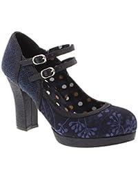 RUBY SHOO Ruby Shoo Womens Shoe 9127 Laura Navy