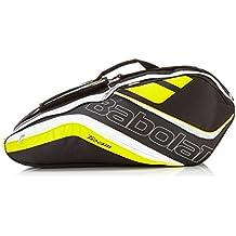 Babolat Rh X 6 Team Line Fundas para raquetas de tenis, Unisex adulto, Amarillo, Única