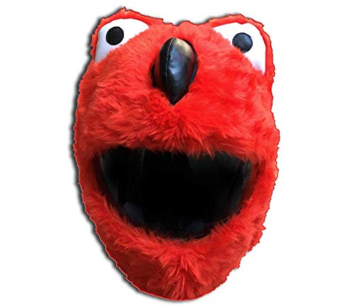 Elmo - Custodia per casco Elmo, in peluche, per casco