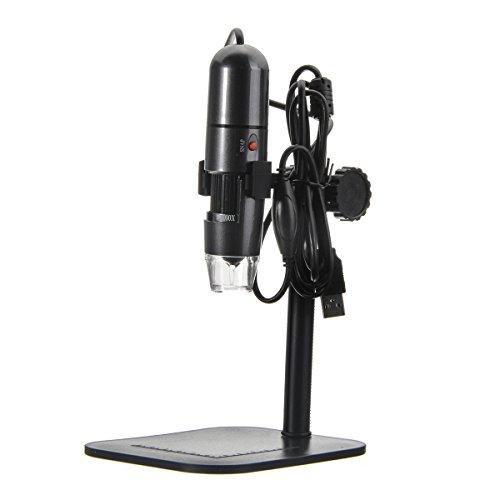 Tutoy 8Led 1000X 10Mp Usb Digital Mikroskop Endoskop