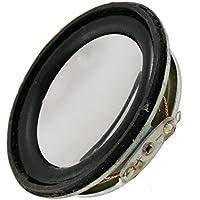 XZANTE Audio Ausruestung 4 Ohm 3W 50mm Montage Durchmesser Horn Mittelton Lautsprecher