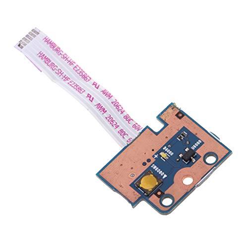 perfk Board Power Eject Button Flexkabel Flachkabel Spielkonsole Ersatzteil für HP Pavilion G6-1000 Series