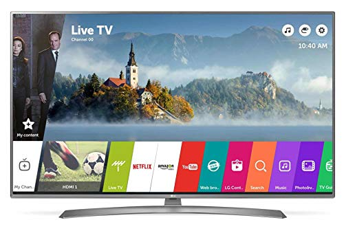 LG 65UJ750V 65 inch 4K Ultra HD HDR Smart LED TV (2017 Model)