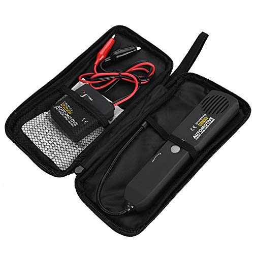 Akozon Automotive Kabel Tester EM415PRO DC 6-42 V Öffnen Kurzschlussfinder Tester Kabelprüfer Gerät Draht Tracker Auto Repair Tool,Digitale Finder Car Tester, Tracer Diagnose Ton Linie Finder Tools -