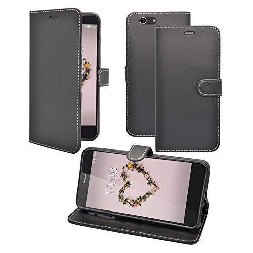 Kompatible mit ZTE Blade A512 Schwarz Handy Hülle