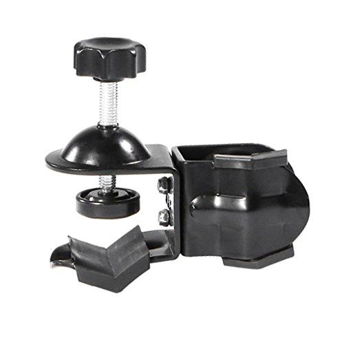 MagiDeal Kamerahalterung Stativ für Fahrrad und Motorrad Lenker - Kamera Halter Stativzubehör Schwarzfarbig (Kamerahalterung Lenker)